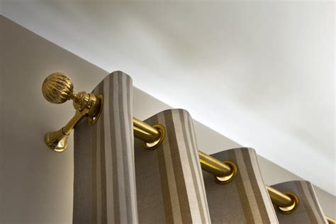 How To Hang Curtain Rods And Curtains Using A Laser Level Pottery Barn Grommet Blackout Curtains Curtain Wall Details Nz With Lining How To Make Thermal Fix Shower Hooks What Color Go Red Sofa Floor Ceiling Room Divider Similar