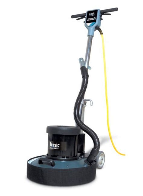 Hardwood Floor Polisher Buffer by Basic Coatings Floor 17 Inch Dustless Floor Machine
