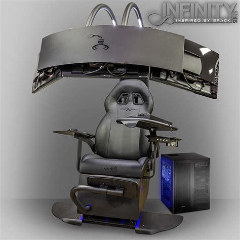 gaming immersion overclockersuk launch infinity emperor