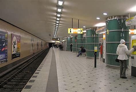 Bahnen Im Berliner Raum Ubahn
