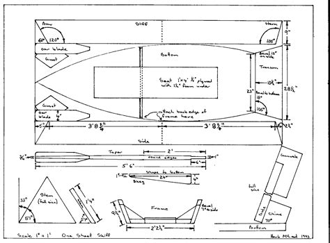 Speedboat Quick Draw by March 2016 Step Wilson