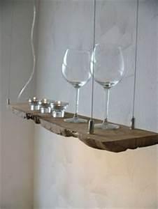 Hängeleuchte Holz Design : 1000 images about lampen on pinterest stilettos led and driftwood lamp ~ Markanthonyermac.com Haus und Dekorationen