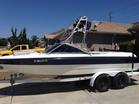 X Star Boat by Mastercraft X Star 2001 For Sale For 24 000 Boats From