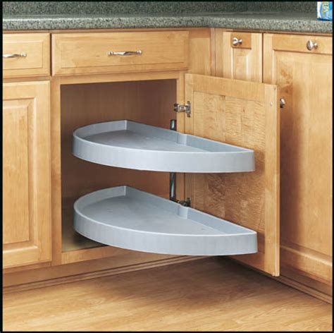 Blind Corner Base Cabinet Lazy Susan by Blind Corner Cabinet Swing Out Caddy