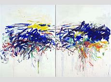 From an Interview with Joan Mitchell, 1986 The