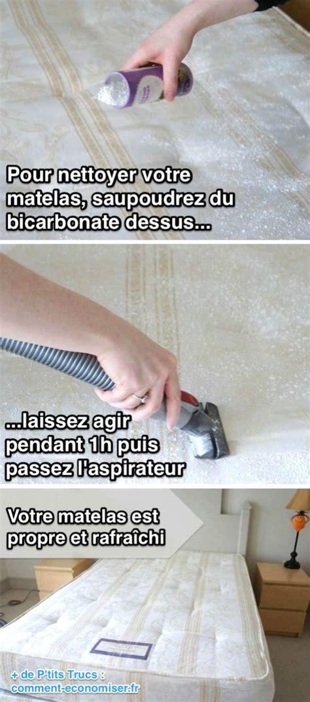 comment nettoyer votre matelas facilement et naturellement