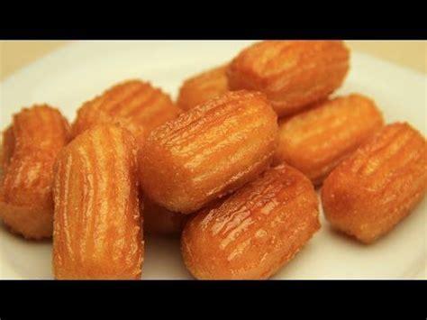 recette de tulumba turc la p 226 te sucr 233 e frite avec le sirop vid 233 os cuisine