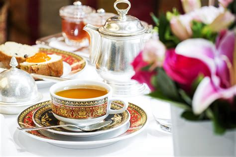 The Renowned Afternoon High Tea At Winter Garden City Lounge