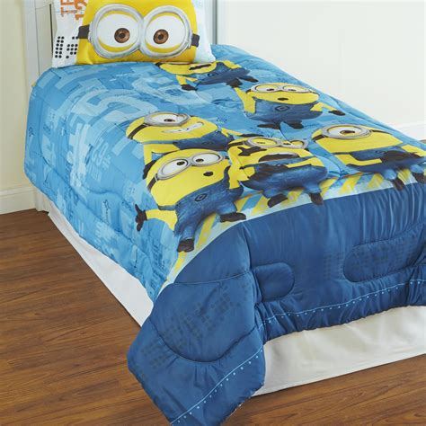despicable me and minions bedding totally totally bedrooms bedroom ideas