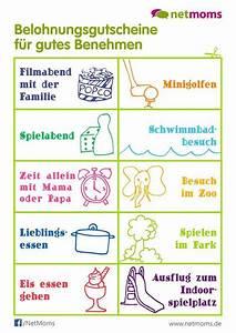 Wochenplan Haushalt Familie : 10 sch ne gutscheine um dein kind zu belohnen benehmen deins und erziehung ~ Markanthonyermac.com Haus und Dekorationen