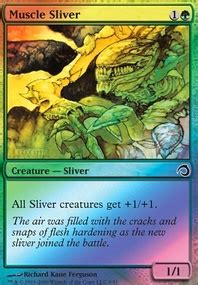 Mtg Sliver Deck Tapped Out by Slivers By Kansir The Mighty