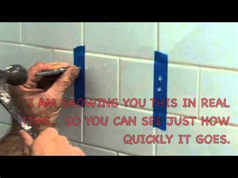 how to drill a in ceramic tile