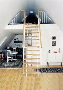 Treppe Zum Dachboden Einbauen : platzsparende treppen f r innenr ume stadler treppen blog ~ Markanthonyermac.com Haus und Dekorationen