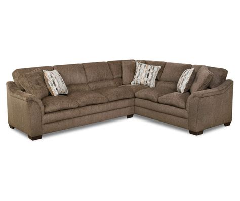 Simmons Sofas At Big Lots by Simmons Big Top Living Room Sectional Big Lots