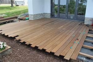 Holz Für Balkonboden : terrassendielen unsichtbar befestigen holzwelten ~ Markanthonyermac.com Haus und Dekorationen