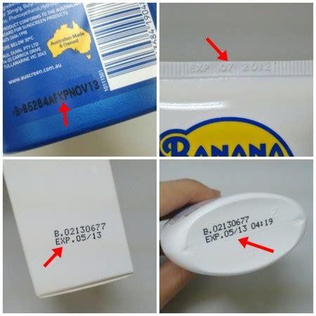 Does Banana Boat Sunscreen Have An Expiration Date by Sunscreen Check The Expiration Date