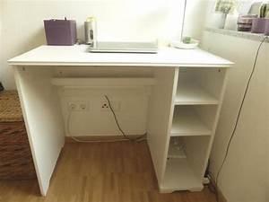 Ikea Möbel Weiß : schreibtisch wei ikea borgsj in sehr gutem zustand in stuttgart ikea m bel kaufen und ~ Markanthonyermac.com Haus und Dekorationen