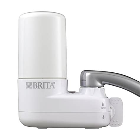 brita basic on tap faucet water filter system upc
