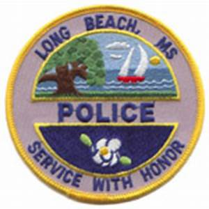 Long Beach Police Department, Mississippi, Fallen Officers