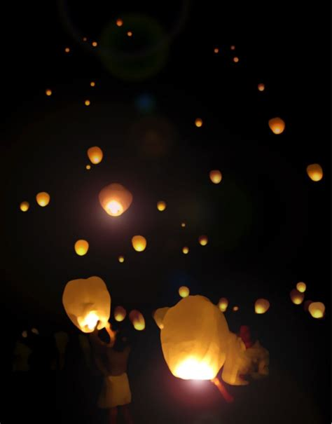 pi 249 di 25 fantastiche idee su lacher de lanterne su lancio dei palloncini