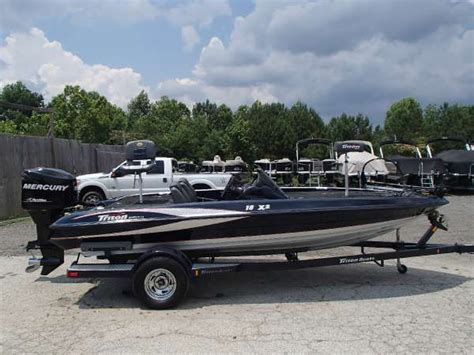 Used Triton Bass Boats For Sale In Georgia by 2008 Used Triton Boats 18x2 Bass Boat For Sale 18 995