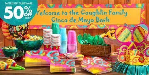 Caliente Fiesta Theme Party Supplies  Party City