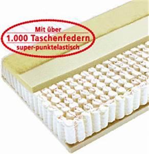 Federkernmatratze 140x200 Test : diamona med matratzen im test ~ Markanthonyermac.com Haus und Dekorationen