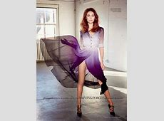 Olga Kurylenko Harper's Bazaar Magazine Arabia