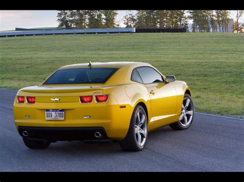 2010 Chevrolet Camaro Rs, Ss Review, Specs, Price