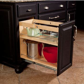 hafele pullout organizers base cabinet organizers