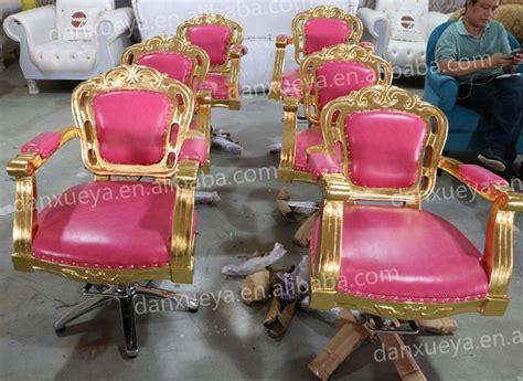 luxe antique salon de coiffure chaises 224 vendre