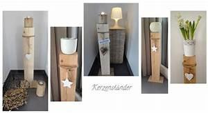Holz Dekoration Modern : wohnbrise holz deko holz kerzenst nder ideen rund ums haus pinterest deko and search ~ Markanthonyermac.com Haus und Dekorationen