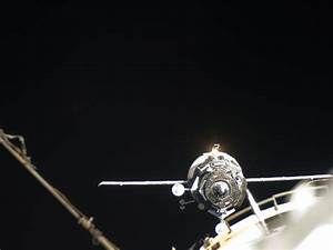 NASA - ISS Progress 43 Resupply Ship