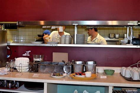 Open Kitchen Gorge Country Kitchen Restaurant, Elora