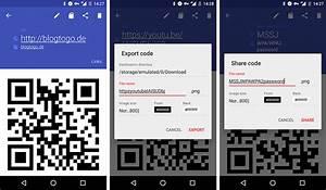 Barcode Erstellen App : barcode generator f r android erstellt und speichert qr codes und co ~ Markanthonyermac.com Haus und Dekorationen
