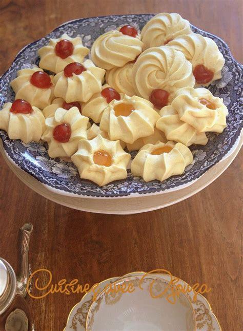pattes de chat biscuit sec gateau lambout la cuisine de djouza