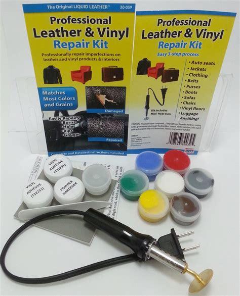 Boat Seat Repair Kit pro leather vinyl repair kit fix sofa car boat seats