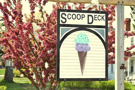 early scoop deck maine scoop deck real photos maine decks and
