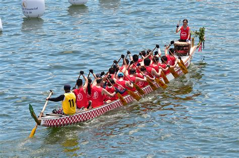 Parts Of A Dragon Boat by Dragon Boat Fever Hits Hong Kong Dragon Boat Festival