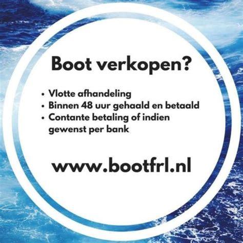 Te Koop Gevraagd Speedboot by Speedboten Watersport Advertenties In Noord Holland