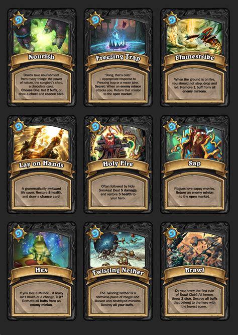 100 flamestrike hearthstone heroes of warcraft