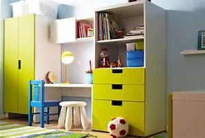 Ikea Online Kinderzimmer : ikea aufbewahrungssysteme f r kinderzimmer wie z b stuva aufbewahrung mit t ren wei gr n ~ Markanthonyermac.com Haus und Dekorationen