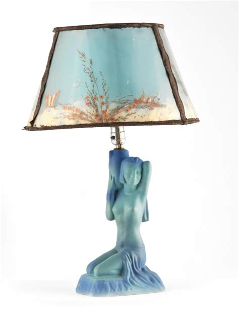 figural l and butterfly shade by briggle