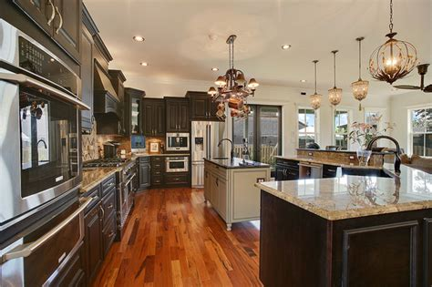 New Orleans Greek Revival  Traditional  Kitchen  New