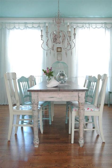 25 best ideas about shabby chic dining on
