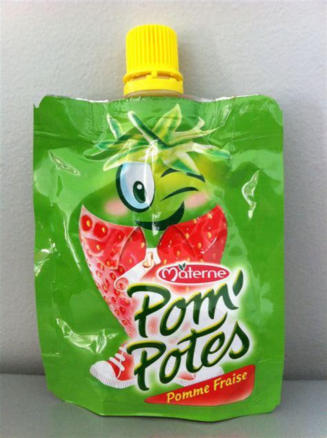 pom potes pomme fraise tous les produits compotes prixing