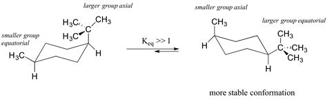 3 2 conformations of cyclic organic molecules chemistry libretexts