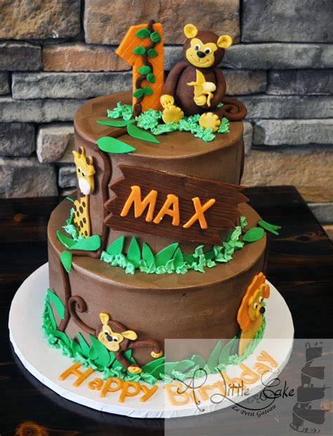 jungle theme cake a cake cake pictures information and news