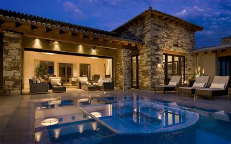 Architecture. Designing A Luxury Modern Homes