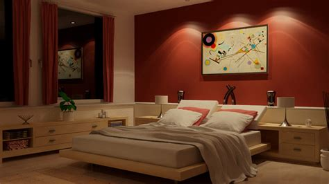 Red Bedrooms : 15 Invigorating Red Bedroom Designs